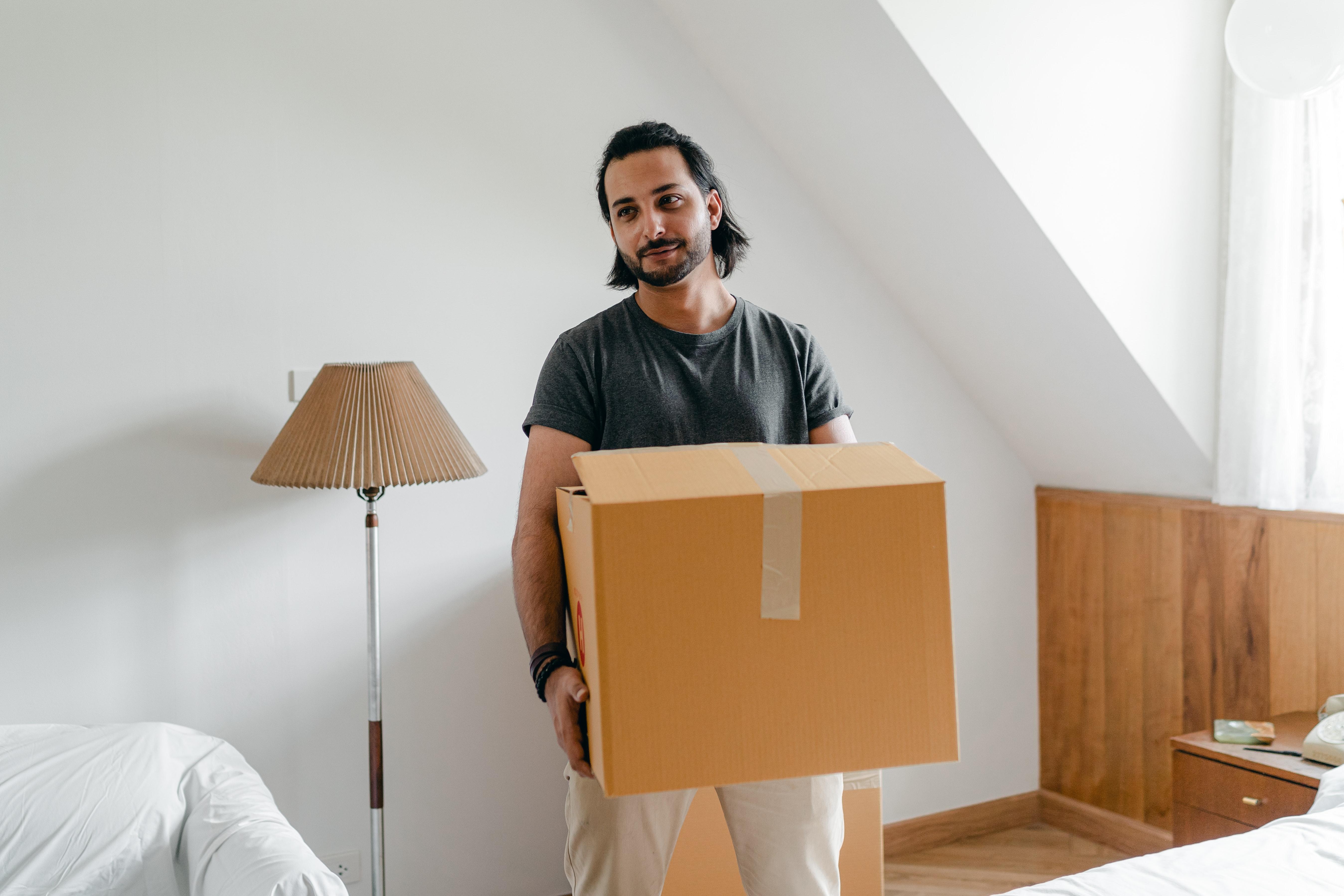 3 ting du kan overveje, når du skal flytte